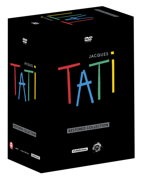 Jacques Tati DVD
