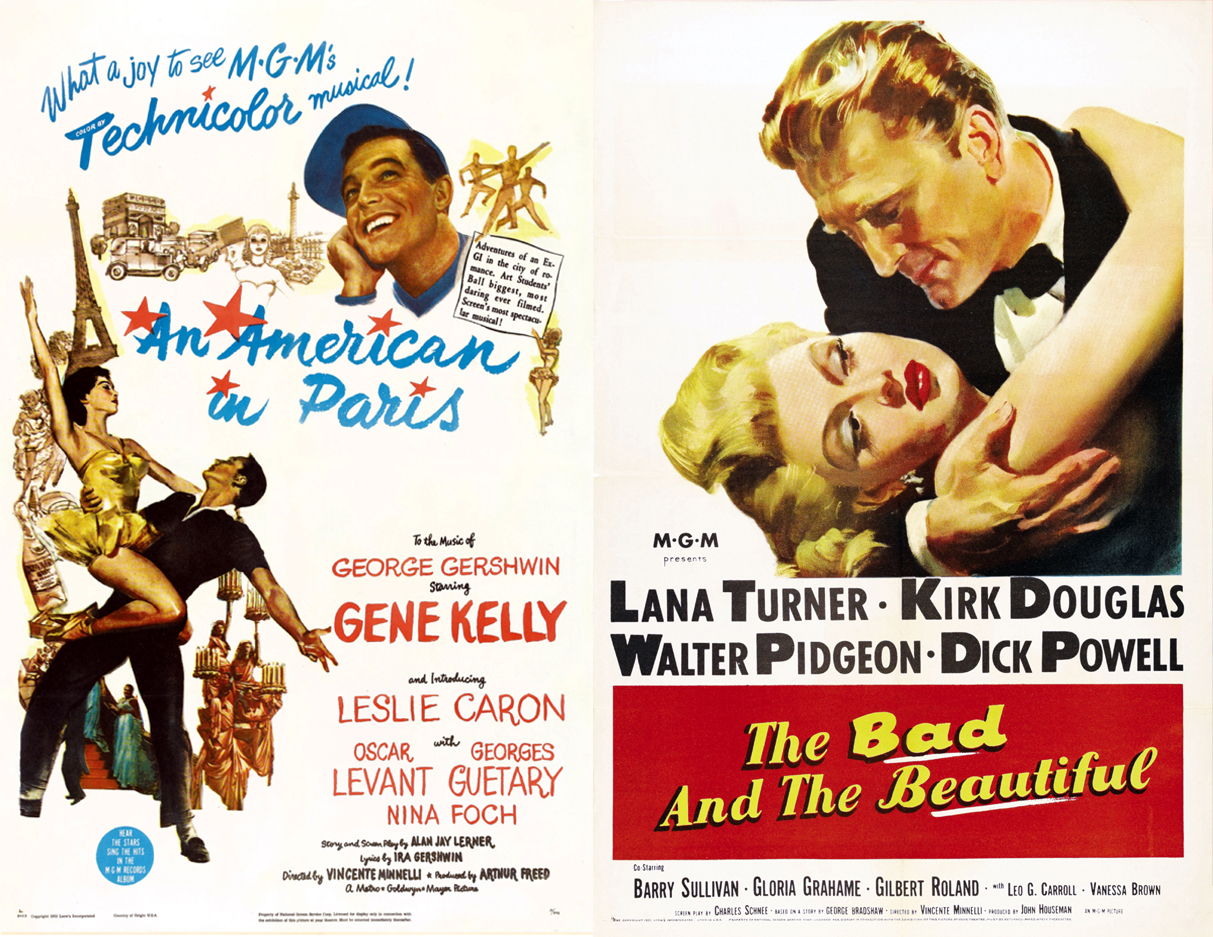 The Vincente Minnelli Cheat Sheet | Hell Is For Hyphenates