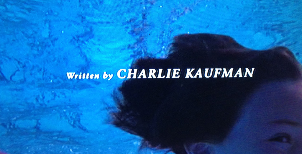 Written by Charlie Kaufman