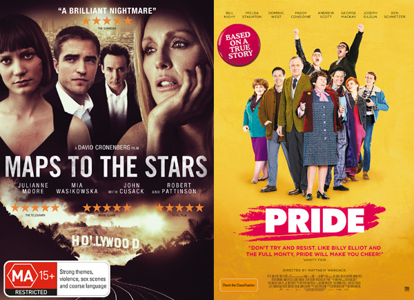 Maps to the Stars Pride