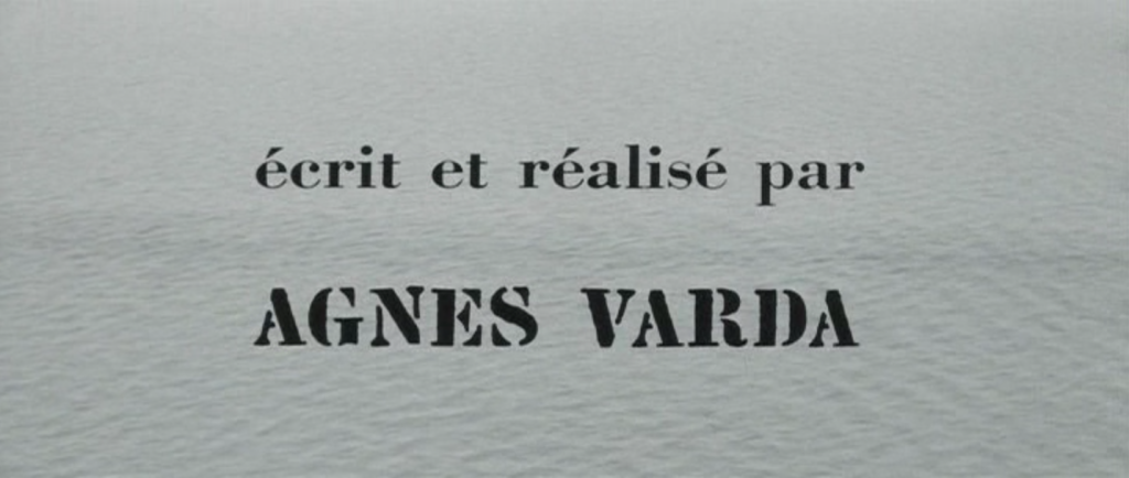 Directed by Agnes Varda